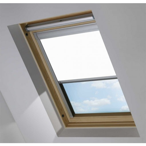 Blossom White Skylight Roof Blind
