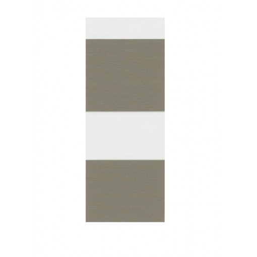 Milan Taupe Made to Measure Vision Roller Blind