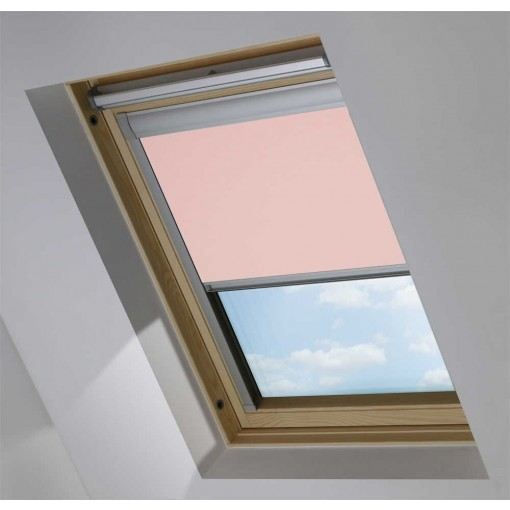 Mallow Pink Skylight Roof Blind