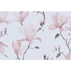 Magnolia Rosa Made to Measure Roller Blind
