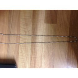 Vertical Metal Chain
