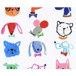 Party Animals Boogie Made to Measure Roller Blind