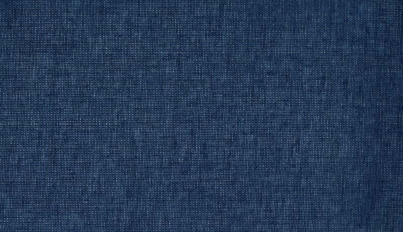 Voile Cobalt Blue Vertical Blind