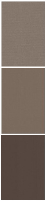 Chocolate Coloured Blinds