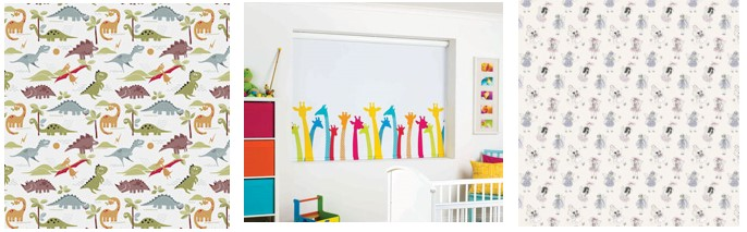 Playroom Blinds