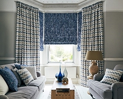 Roman Blinds Made On Site